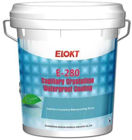 concrete roof water based polyurethane waterproofing paint coating