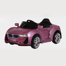 Factory Cheap Price Motor Battery Operated Car Children Electric 6v with Six Colors