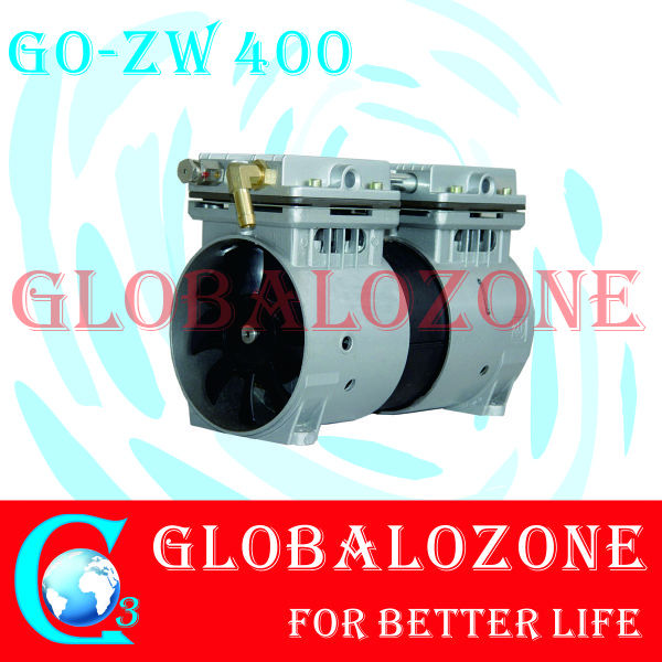 GO-ZW400 Ozonator spare parts screw air compressor for sale