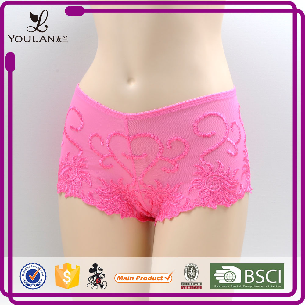 China Wholesale Popular Young Girls Panties Girls Underwear Panty Models
