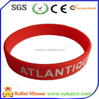 wholesalers camouflage color silicone band