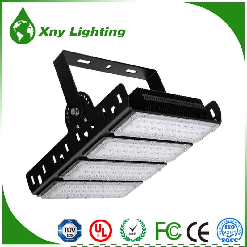 Hot Sales lumen high power outdoor led flood light 100W 200W AC85-265V Waterproof outdoor led tunnel light
