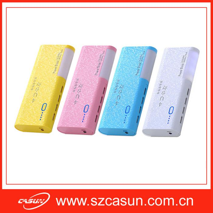 New products led power bank New design