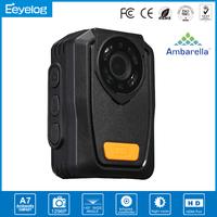 Latest Built-in GPS digital infrared mini 4k hidden camera super long time recording