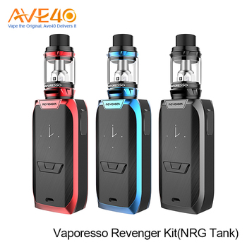 New Released Vaporesso Revenger Kit, 220w Vaporesso Revenger from Ave40