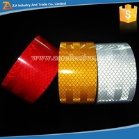 Auto Vehicle Car 3M 983 reflective tape Red & White Green Yellow Light Reflective Material Film Tape