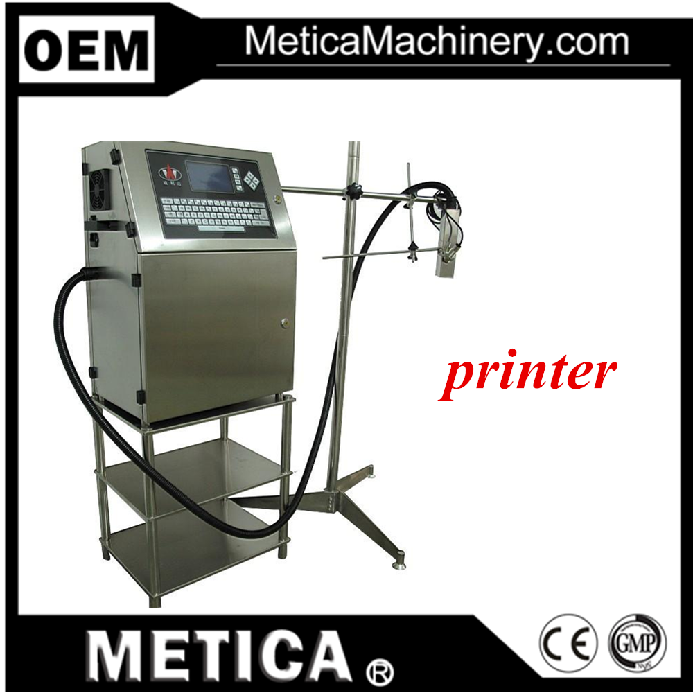 MP-100 Automatic Ink Jet Date Coder Printer