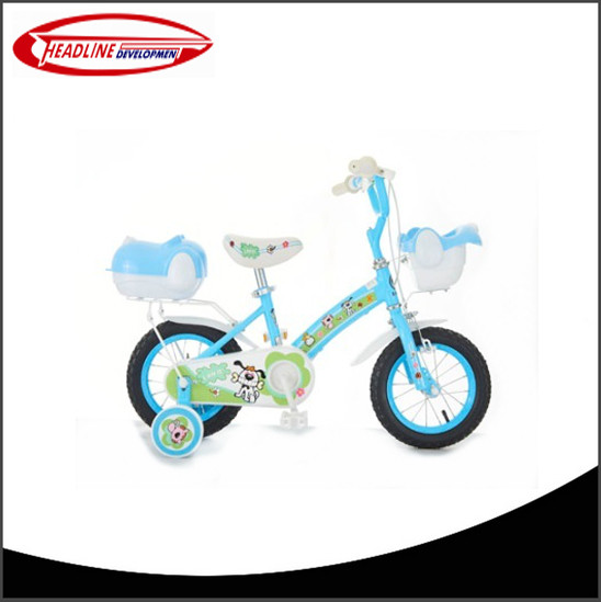 2016 New Hot Selling Kids Bike / Bicycle With 2 Training Wheel for 3-5 years