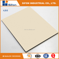 Indoor Pe Aluminium Composite Panel Decorative Ceiling