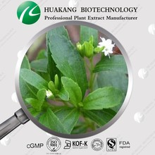 Stevia extract with stevioside Rebaudioside A