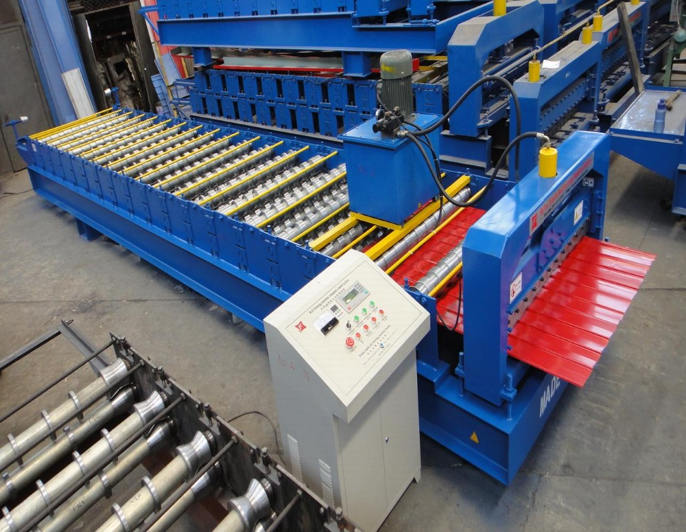 c8 <strong>c10</strong> c21 c22 roof sheet roll forming machine