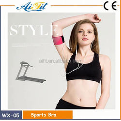 Underwear breast enhancement no rims bra sports bra cup massager bra for sale
