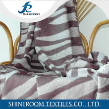 Cashmere Certificated Hot Sale Bamboo Throw Blanket