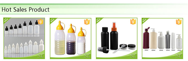 500ml plastic honey bottle squeeze ketchup sample bottles
