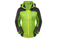 Mens Hard shell skiing jacket, Custom outdoor clothes