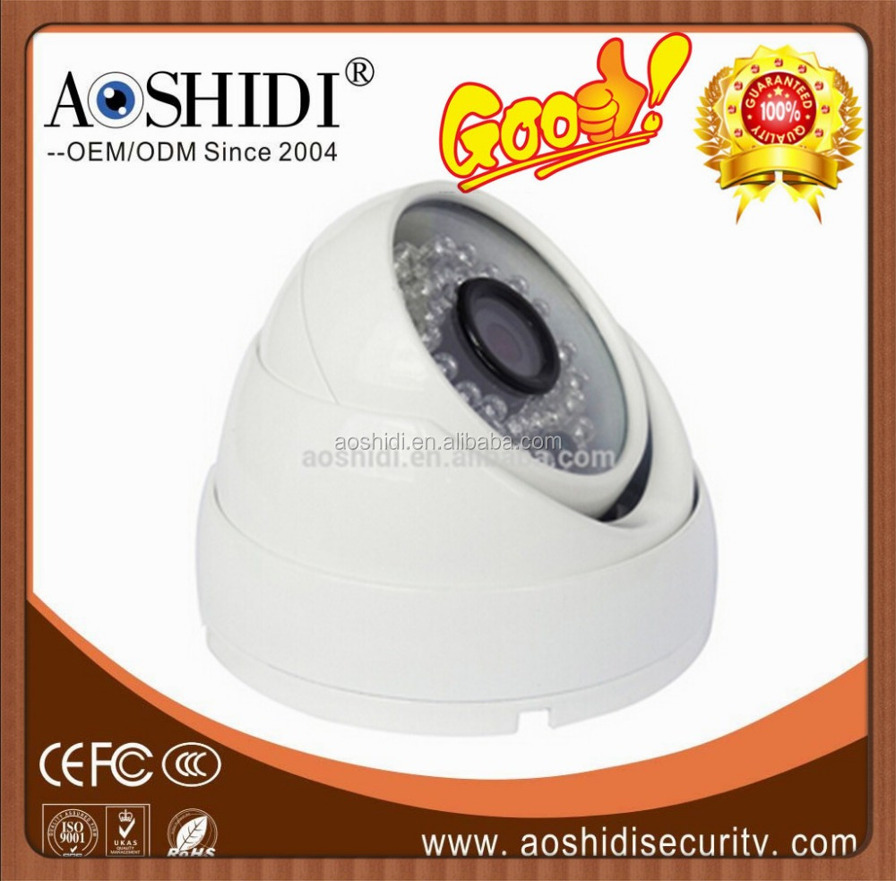 2016 Best selling CCTV Camera,CCD Sensor and1.3MP 960P AHD Dome Camera