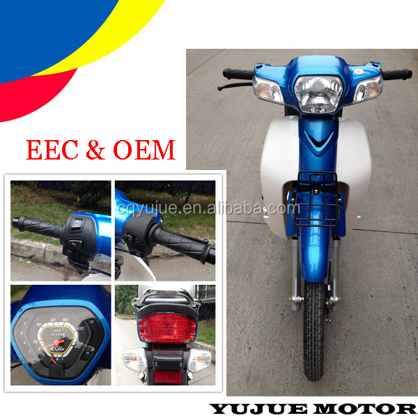 cheap110cc eec cub motorcycles for wholesale