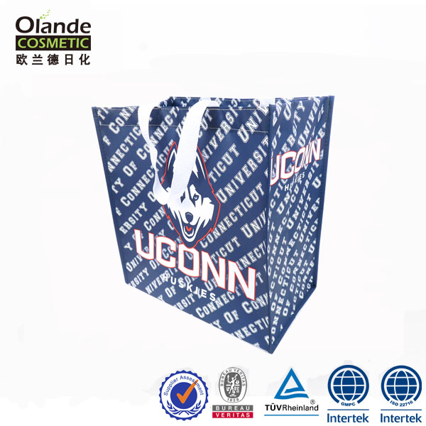 Promotional Personalized Reuseable Eco Firendly Shopping Bag