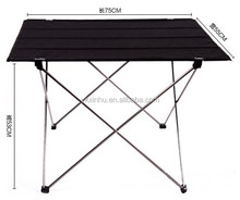 fishing table aluminum 600D small table