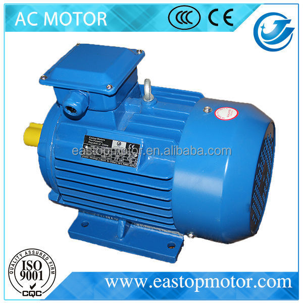 CE Approved Y3 air rotary motor for transport machinery with Cast-iron housing