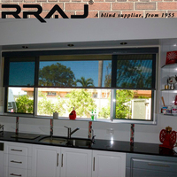 RRAJ Wholesale Waterproof Window Roller Blinds Curtain