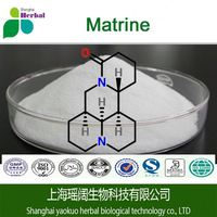 Matrine 99% BY HPLC, NON GMO, PURELY NATURAL