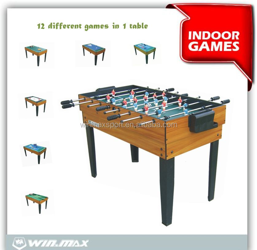 Winmax multi game table for adult multi purpose game table for 12 in 1 game table groupon