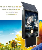 advertising board display big outdoor advertising screen led commercial photography light box