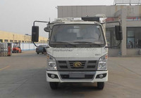 ISO 9001 passed custome made Garbage Truck/garbage Transportation truck