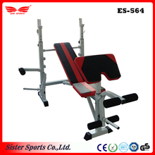 Multi-function Adjustable Weight Lifting Bench for workout