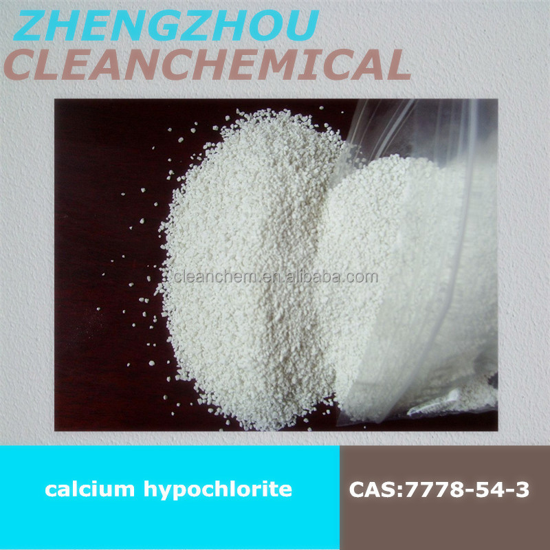 we are a professional manufacturer of Ca(ClO)2 calcium hypochlorite,offer you best quality but lowest price,good service