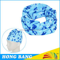 Custom design printing multifunctional headdress