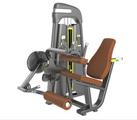 AMA-9904B seated leg curl machine professional strength training fitness exercise sports equipment