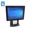 10.1 Inch Capacitive Touch windows Pos Terminal With 58mm Printer/2 lines VFD display