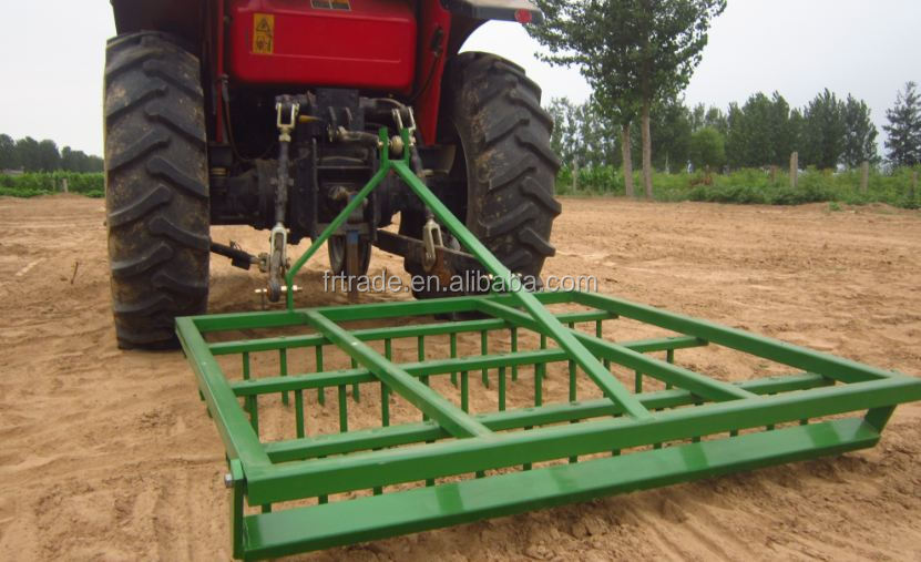 Farm machine ATV Drag Harrow(factory)