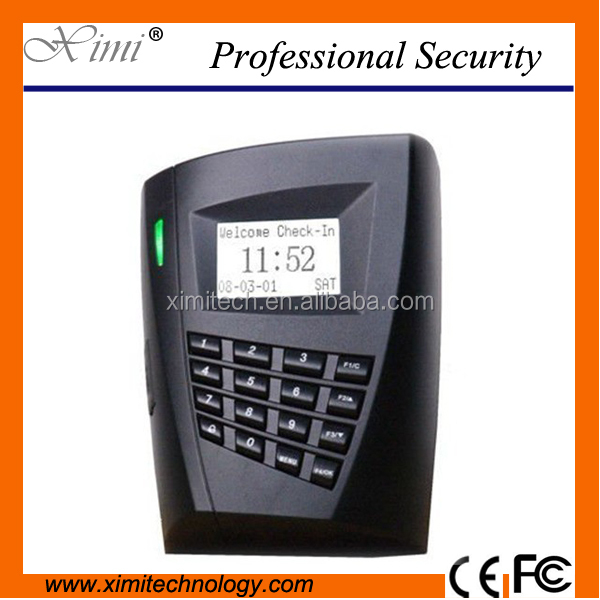 ZK TCP/IP card access control machine SC503 RFID card access controller with free software