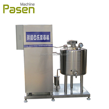Egg pasteurization machine / Ice cream pasteurizer / Milk pasteurization machine price