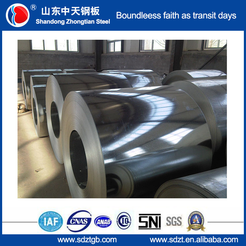 galvanized sheet metal roll