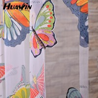 decoration beads string macrame embroidery curtain Phnom penh embroidered transparent gauze shade factory production