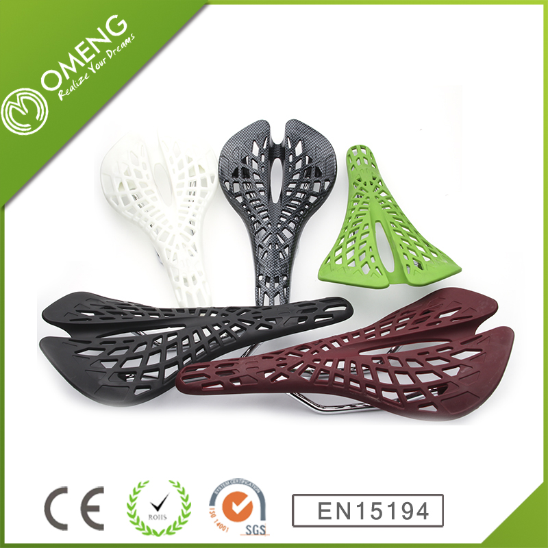 Custom Bicycle Saddle OEM Super Light Carbon Bike Seat