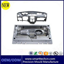Custom Auto Parts Mold used cheap plastic injection moulds for Car Dashboard