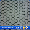 hot dipped galvanized hexagonal wire netting/malla de alambre hexagonal