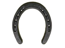 forging steel horseshoe for racing skidproof horseshoe tool (forging horseshoe-typeD-03)
