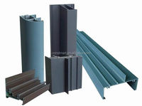 2015 constmart aluminium profile for kitchen cabinet made in china/aluminum extrusion profile
