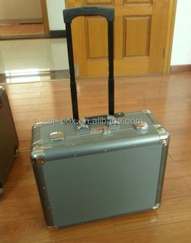 Customized Aluminum Metal Suitcase