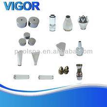swimming pool nozzle, spa pedicure jet, pool spa jet nozzles