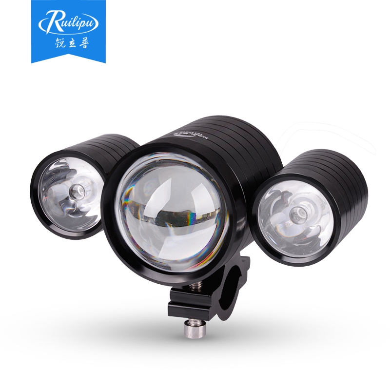 RUILIPU W-<strong>U10</strong> electric motorcycle LED lamp, super bright flash flash modified car lamp, OEM