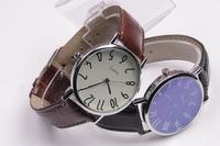 Latest geneva quartz watches stainless steel japan movt for man