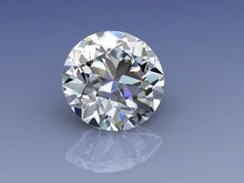 Round Brilliant Cut Diamonds, 0.30 to 4.00 Carats, All Natural and Certified By GIA-IGI-EGL, Color: D-K, Clarity: IF-I3