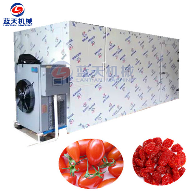 Food processing freeze drying equipment